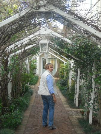 The Last Word Franschhoek: The charming entrance