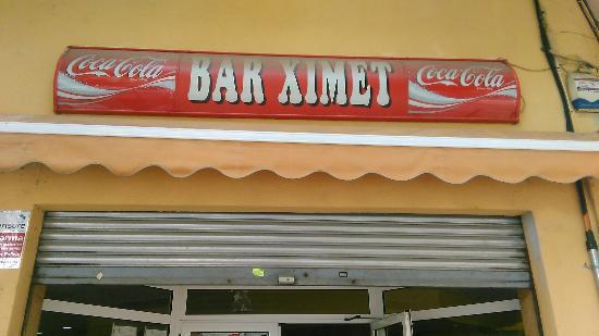 BAR Ximet