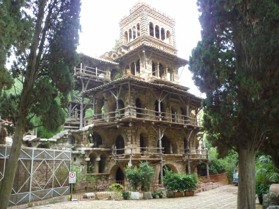 Panarea Giardini Naxos: Dettaglio all'interno dei giardini