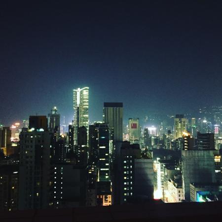 Window View - Horizonte Lounge (Hotel Madera Hong Kong) Photo