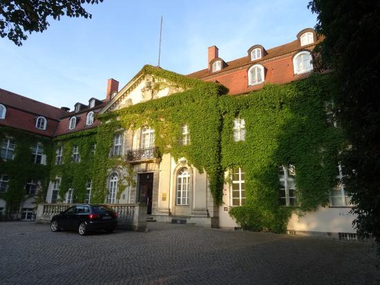 Storkau, Tyskland: L'entrée de l'Hotel