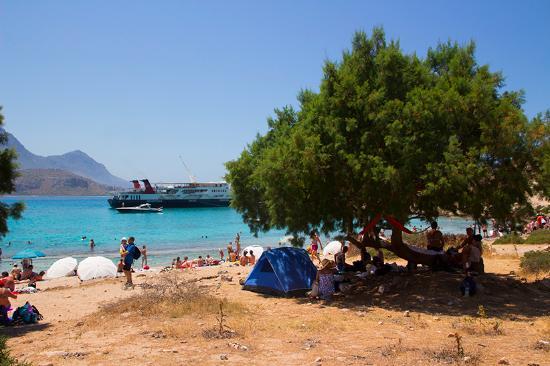 Cretan Daily Cruises - Gramvousa Balos