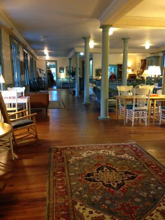 Balsam, นอร์ทแคโรไลนา: lobby