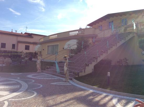 Bracigliano, إيطاليا: Villa Luisa