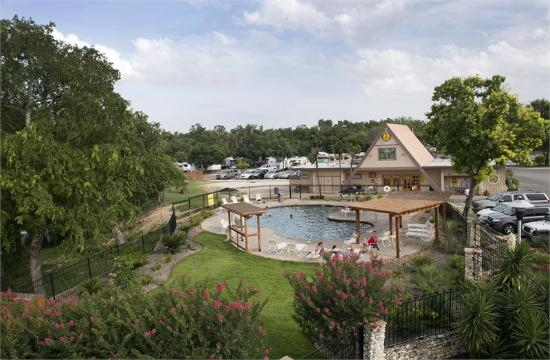 San Antonio KOA Campground