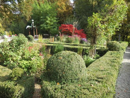 Auberge aux 4 Vents: only part of the garden