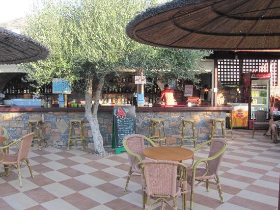 Corali Studios & Portobello Apartments: COSY  BAR