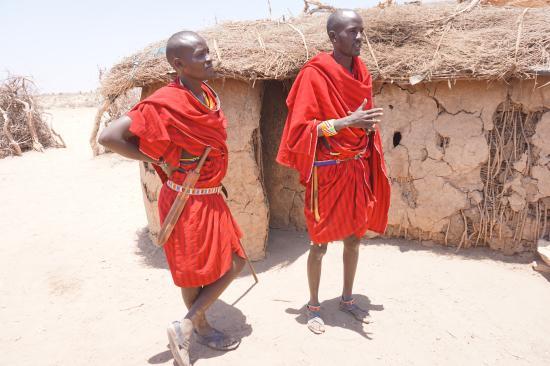 Bruno Safaris - Day Tours: Masai Village