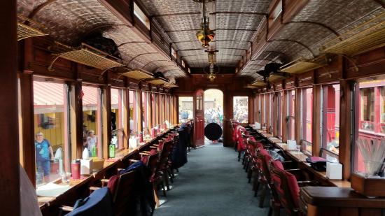 the parlor car picture of cumbres toltec scenic railroad chama tripadvisor. Black Bedroom Furniture Sets. Home Design Ideas