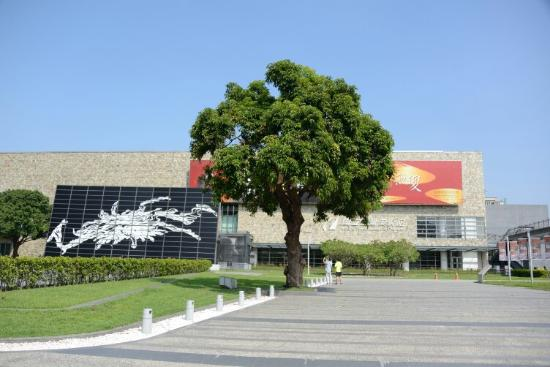 ‪National Taiwan Museum of Fine Arts‬