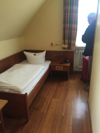 Parkhotel Schmid: Single room