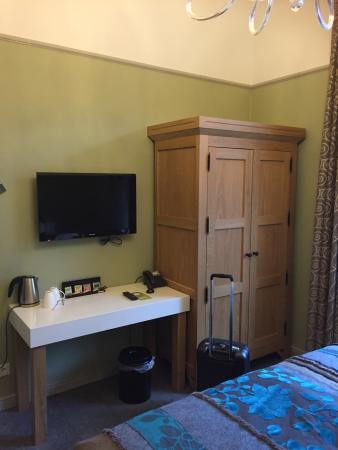 Prachtige kamer en badkamer, echt heel mooi en luxe