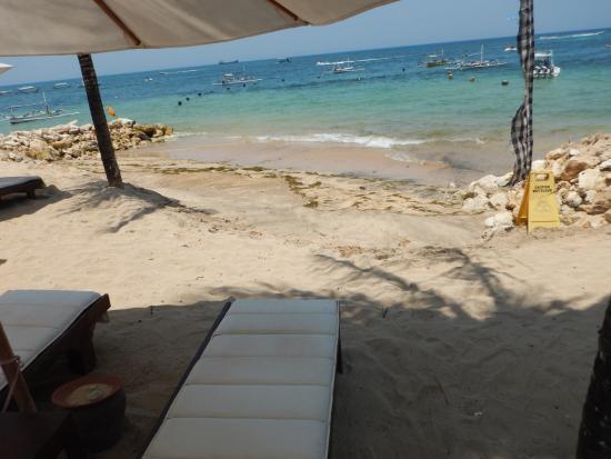 COOEE Bali Reef Resort: Strand