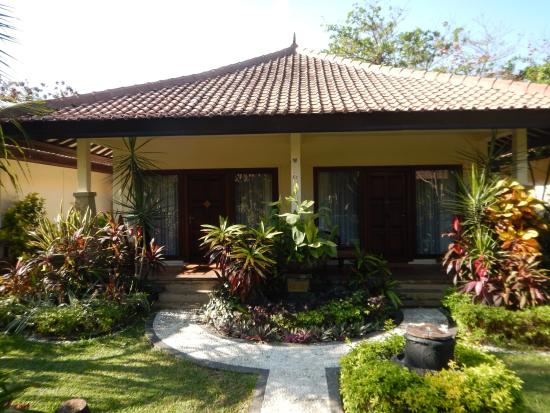 COOEE Bali Reef Resort: Bungalow