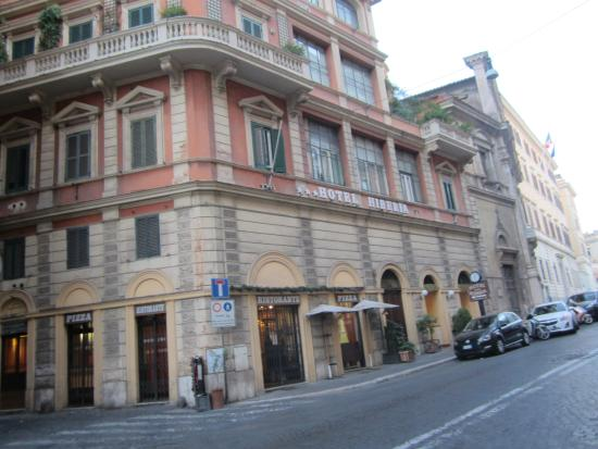 Hotel Hiberia Rome Reviews