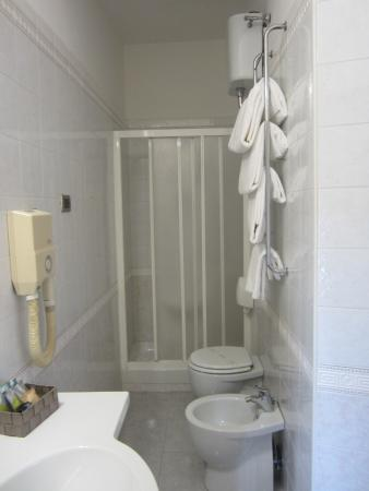 Hotel Hiberia: Hiberia Hotel Bathroom