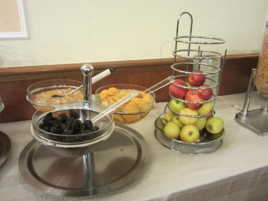 Hotel Hiberia: Hiberia Hotel Breakfast Room breakfast buffet
