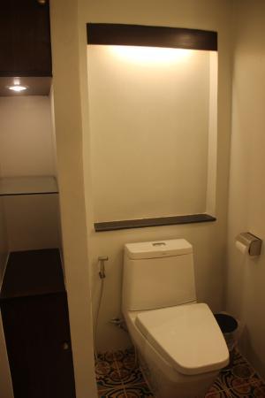 phoom thai garden hotel chambre standard twin salle deau