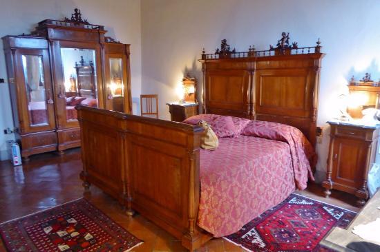 Vicchio, Italia: Nostalgische Zimmer