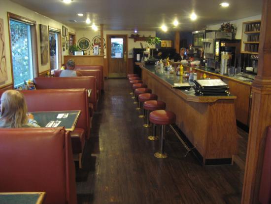 Chester, Californien: Kopper Kettle Cafe