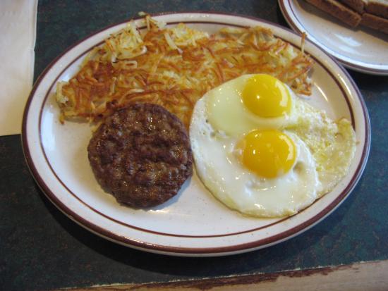 Chester, Californien: Seniors Breakfast