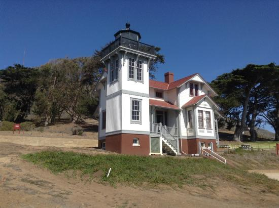 Point San Luis Lighthouse Port Lightluse