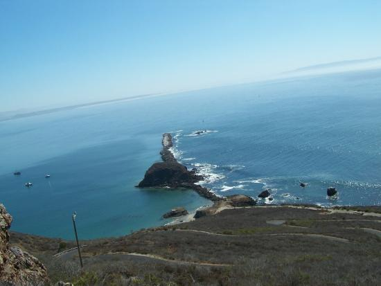 The Breakwater In Avila San Luis Bay Picture Of Point