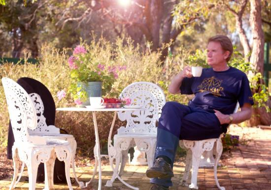 Belhus, Australia: Afternoon Tea