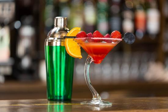 L'Aubergade: Cocktail Maison