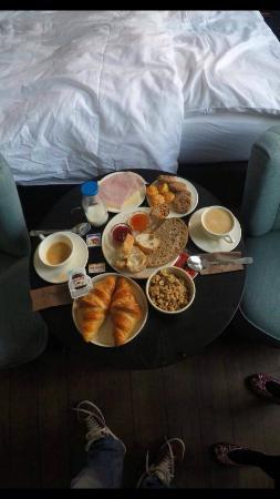 StJacobs B&B: colazione
