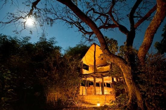 Chikoko Trails Camps: Engaging in the natural surrounds.