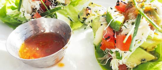 Chedi Thai Bistro Green Papaya Salad