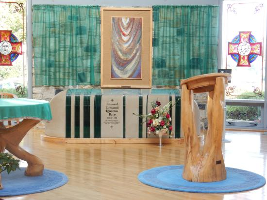 Edmund Rice Heritage Centre: The chapel @ Edmund Rice Heritage Center