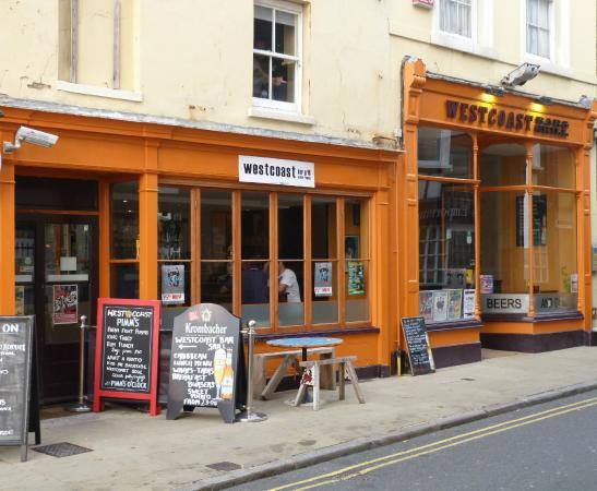 The Westcoast Bar