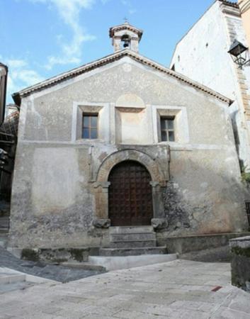 Tortora, อิตาลี: Facciata