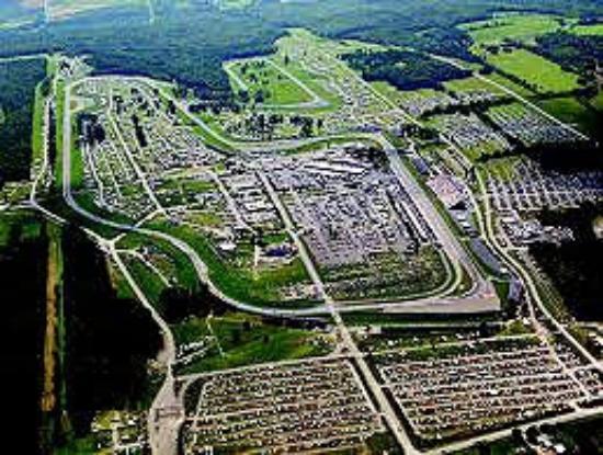 Watkins Glen  Picture of Watkins Glen International Watkins Glen