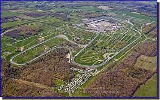 Watkins Glen High View Picture Of Watkins Glen International