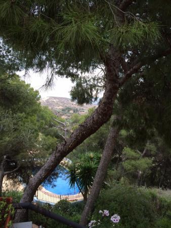 Gebas, Spagna: The pool