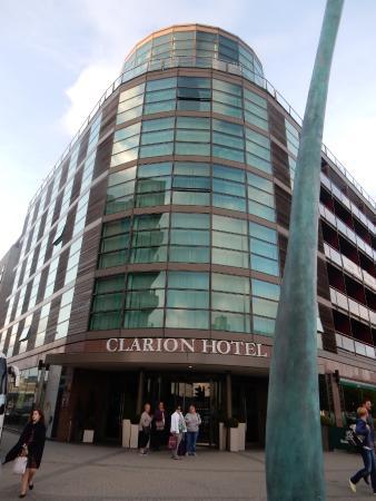Clayton Hotel Cork City Exterior Of