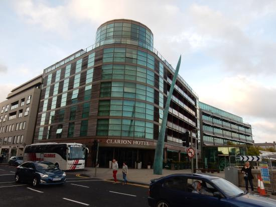 Clayton Hotel Cork City Outside Pic Of Clarion In Ireland