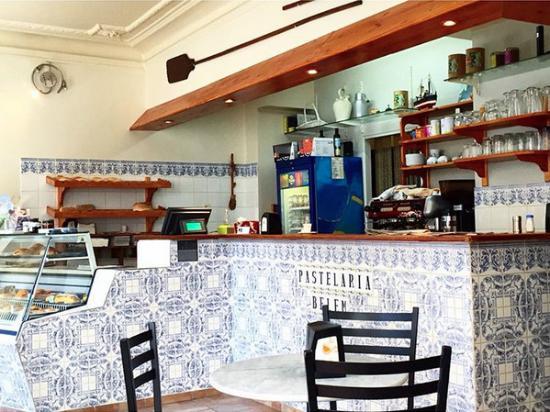 Photo of Modern European Restaurant Pastelaria Belem at 47 Rue Boursault, Paris 75017, France
