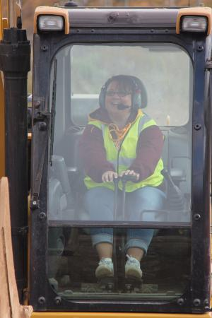 Hastings, MN: Fun with Heavy Machinery!