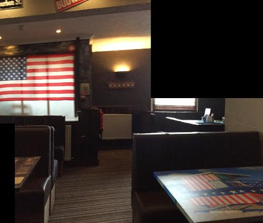 Herbie's American Bar & Grill: The Restaurant