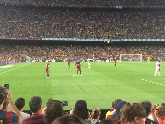 camp nou - Picture of Museu del Futbol Club Barcelona ...