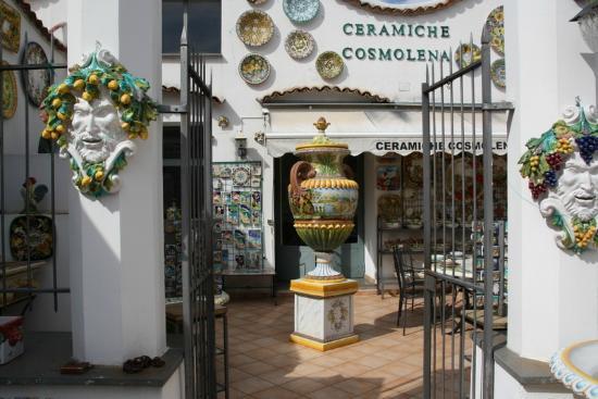 Ceramiche Cosmolena di Margherita di Palma: Ceramiche Cosmolena