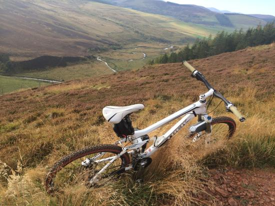 Glenlivet Mountain Bike Trails