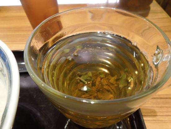 Shahodenkayusanchin: セルフのお茶