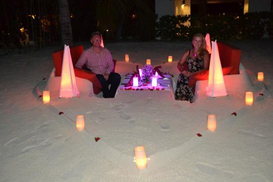 Centara Ras Fushi Resort U0026 Spa Maldives: Sand Sofa