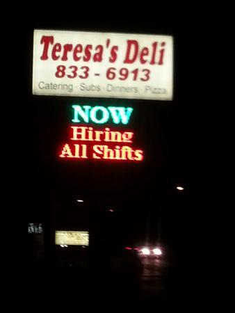 Teresa's Italian Deli