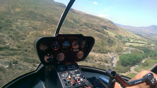 uKhahlamba-Drakensberg Park, Sudáfrica: Real flying over incredible scenery